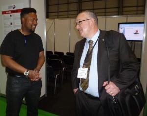 Key Account Manager Joe Atkinson of Skrivanek Group